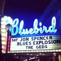 Foto scattata a Bluebird Theater da Marc H. il 6/16/2013
