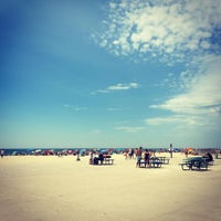 Photo taken at Robert Moses State Park - Field 5 by Niena on 8/1/2015