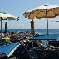 Photo taken at Papeete Beach by Fulvio M. on 6/28/2014