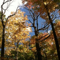 Photo taken at Glenview Woods (Cook County Forest Preserve) by leesseung on 10/11/2014