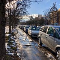 Photo taken at Studentski grad by Jana T. on 3/3/2018