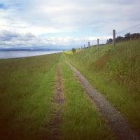 Photo taken at Ebey's Landing by Jon A. on 5/10/2014