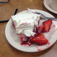 Photo taken at Strawn's Eat Shop by Kay O. on 4/5/2013
