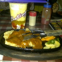 Photo taken at Steak KQ 5 by Widia A. on 7/31/2013