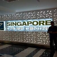 Das Foto wurde bei Singapore Cruise Centre von Salbiah N. am 1/11/2013 aufgenommen
