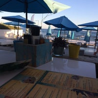 Photo taken at South Beach by Oscar S. on 7/30/2015