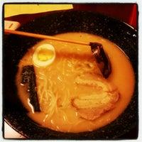 Photo taken at Aburiya Japanese Restaurant by Basti S. on 6/27/2013