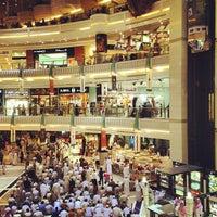 Photo taken at Abraj Al Bait Shopping Center by Amir Helmi on 8/3/2013
