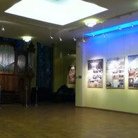 Photo taken at Центральный музей музыкальной культуры (ВМОМК) им. М. И. Глинки by Anastasia CayoLargo on 10/24/2012