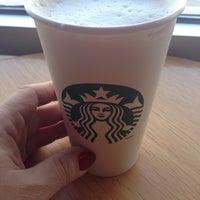 Photo taken at Starbucks by Suzan on 2/3/2014