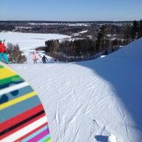 3/17/2013 tarihinde Nadinziyaretçi tarafından Красное озеро'de çekilen fotoğraf
