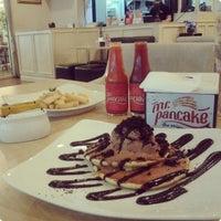 Photo taken at Mr. Pancake by Sabda MB R. on 5/27/2013