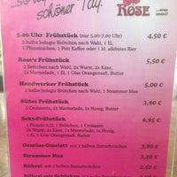 Photo taken at Bäckerei Rose by Erich S. on 7/1/2013
