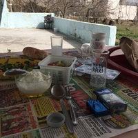 Photo taken at Akkaya Bağları by Ünal Ş. on 3/18/2018