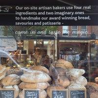 Photo taken at Euphorium Bakery by Viajes de VistorPA on 4/30/2013