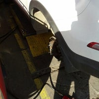 Photo taken at Khumo Tires by Felipe H. on 6/7/2013