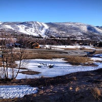 Photo taken at Geilo Hotell by Cyrill U. on 4/27/2013