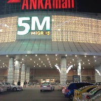 Photo taken at ANKAmall by Turgut A. on 11/3/2013