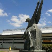 Photo taken at Petrolina Senator Nilo Coelho Airport (PNZ) by Alexandre M. on 11/9/2012