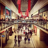 Photo taken at Manchester Arndale by Alan C. on 12/26/2012