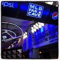 Photo taken at MLB Fan Cave by Katie V. on 5/23/2013