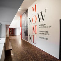 Photo taken at MoMu Antwerp - ModeMuseum Provincie Antwerpen by MoMu Antwerp - ModeMuseum Provincie Antwerpen on 11/10/2014