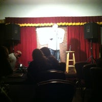 Photo taken at Comedy Palace San Diego by Marta S. on 1/5/2013