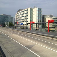 Photo taken at Busstation Hoofddorp by Daanski on 6/14/2013