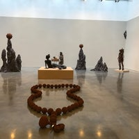 Photo taken at Gladstone Gallery by IrmaZandl T. on 3/9/2017