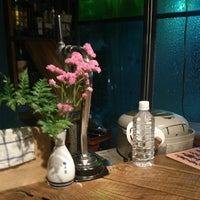 5/12/2013 tarihinde matsusita -.ziyaretçi tarafından bar bonobo'de çekilen fotoğraf