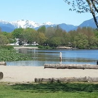 Photo taken at Trout Lake by Derek S. on 5/5/2013