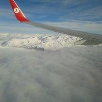 Photo taken at Erzurum Airport (ERZ) by Sema a. on 12/9/2012