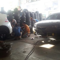 Photo taken at Ts Auto Service Centre by Ahmad R. on 4/27/2013