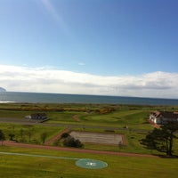 Photo taken at Trump Turnberry by Liudas on 5/14/2013