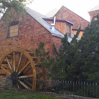 Photo taken at Old Mill Inn by Kevin M. on 4/14/2013