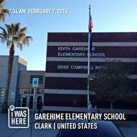 Photo taken at Garehime Elementary School by aka Carlo on 2/7/2013