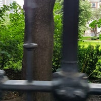 Photo taken at Osgoode Hall Park by Darcy on 6/27/2017
