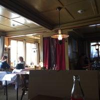 Photo taken at Restaurant Hotel Rössli by Nayla on 2/11/2017