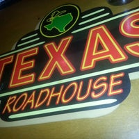 Photo taken at Texas Roadhouse by Allie M. on 3/23/2013