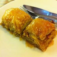 Photo taken at Lebon Pastanesi by Gülşah on 12/12/2012