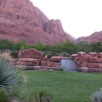 Photo taken at Tuacahn Center for the Arts by Jennifer S. on 7/5/2014