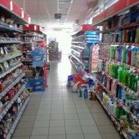 Photo taken at Supermarket Milena by Igor N. on 11/30/2013