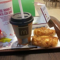Photo taken at McDonald's by Candela M. on 12/27/2012