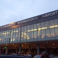 Photo taken at Orio al Serio International Airport (BGY) by Simone on 4/6/2013