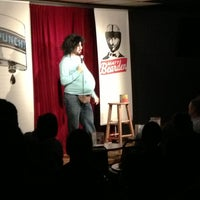 Photo taken at Capitol City Comedy Club by Andres L. on 1/30/2013