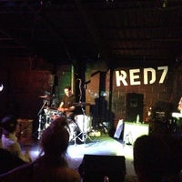 Photo taken at Red 7 by Andres L. on 9/30/2013
