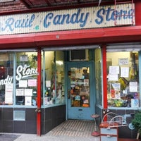 Photo taken at Raul Candy Store by Gus on 1/19/2013