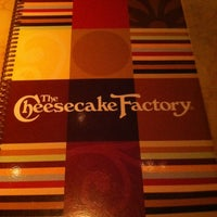 Photo taken at The Cheesecake Factory by Eric P. on 1/28/2013