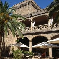 Photo taken at Hotel Parador de Jarandilla de la Vera by Soraya P. on 8/11/2013