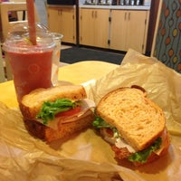 Photo taken at Panera Bread by Haley on 7/26/2013